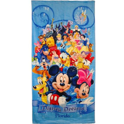 Picture of Disney Mickey Group Towel