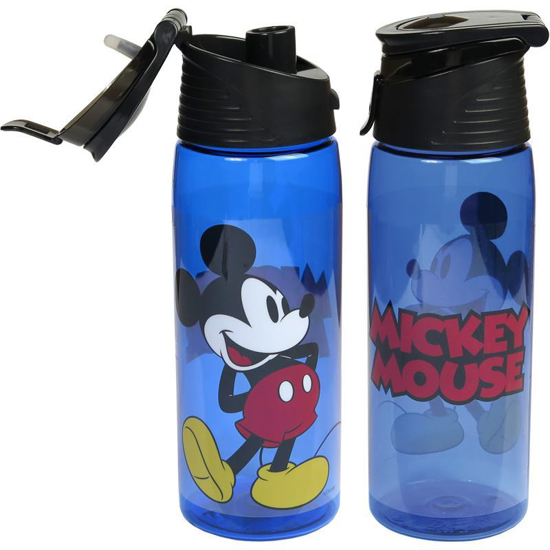Picture of Disney Cute Mickey Mouse Flip Top Water Bottle
