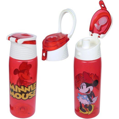 Picture of Planet Zak Minnie Mouse Tritan Water Bottle, 25-ounc