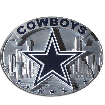 Picture of Dallas Cowboys Pewter Belt Buckle