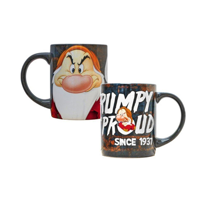 Picture of Disney Grumpy and Proud 14 oz Mug