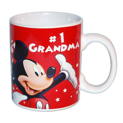 Picture of Disney Fab 5 #1 Grandma 11oz Ceramic Mug