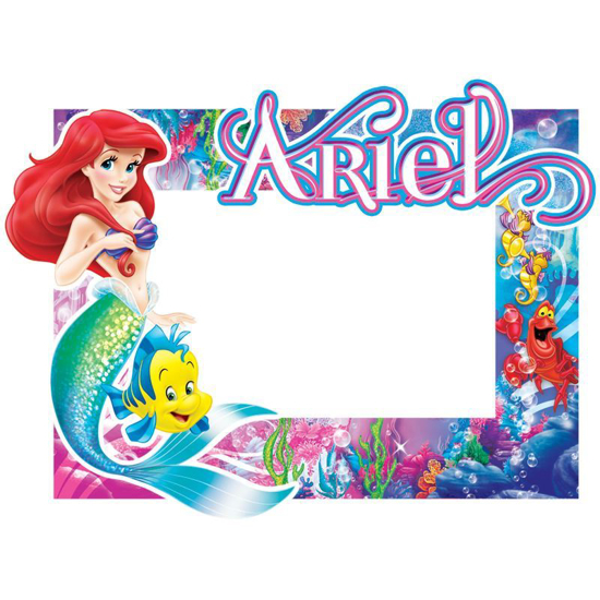 Usa Angel Disneys The Little Mermaid Ariel Picture Frame