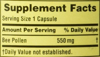 Picture of Spring Valley - Bee Pollen 550 mg, 100 Capsules