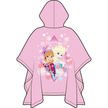Picture of Disney Frozen Sisters Elsa Anna Rain Poncho Adult