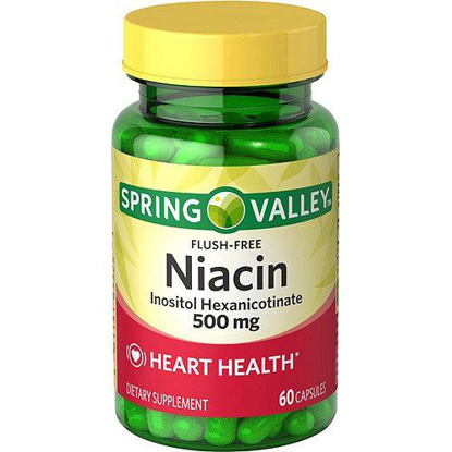 Picture of Spring Valley Dietary Supplement Niacin