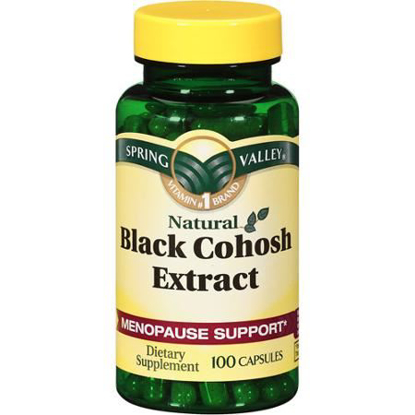 Picture of Spring Valley - Black Cohosh Extract, 100