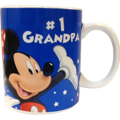 Picture of Disney Fab 5 #1 Grandpa 11oz Ceramic Mug