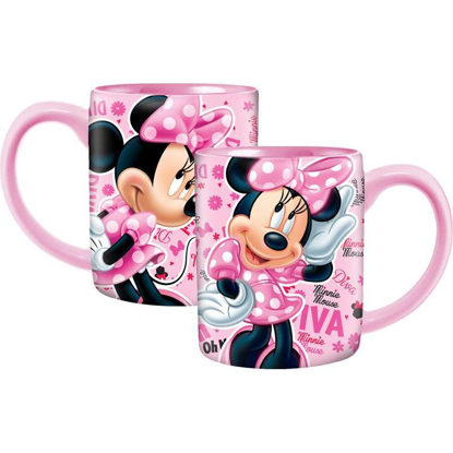 Picture of Disney Minnie 14oz Coffee Relief Mug Oh My