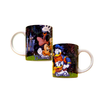 Picture of Disney Firework Mickey Mouse Donald Duck Pluto Goofy 11oz. Ceramic Mug