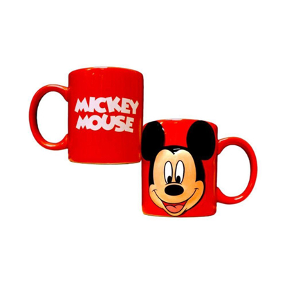 Picture of Disney Mickey Mouse Full Face 3d 11oz Ceramic Relief Mug