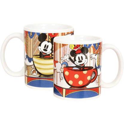 Picture of Disney Mickey Mouse and Minnie Mouse Boxed 11 Fl. Oz. Coffee Mug