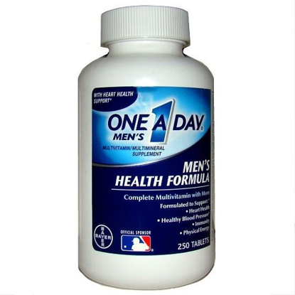 Picture of One A Day Men's Health Formula, 250 Tablets