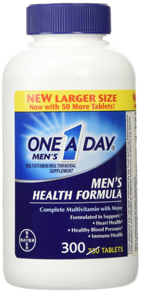 Picture of One A Day Men's Health Formula, 300 Tablets