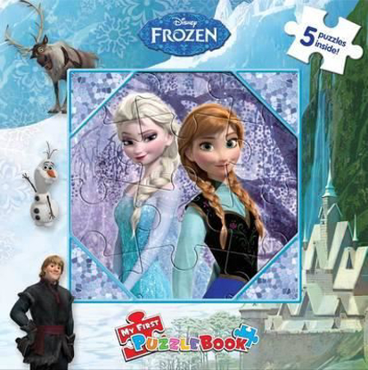 Picture of Disney Frozen My First Puzzle Book