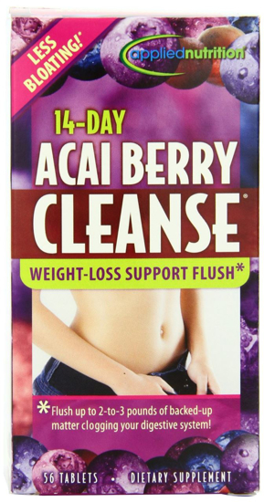 Picture of ACAI BERRY CLEANSE by Applied Nutrition
