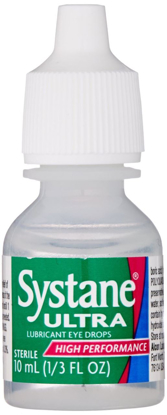 Picture of Alcon Systane Ultra 10ml (0.33 Fl Oz) Bottles 3 pack