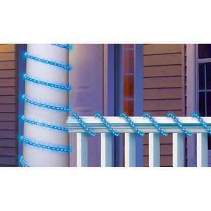 Picture of Holiday Time LED 15' Rope Light, Blue