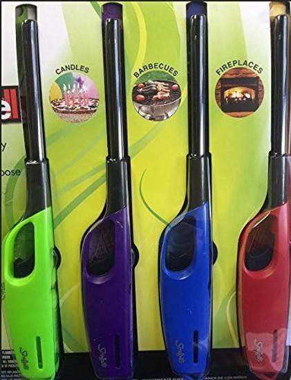 Picture of Scripto Aim 'n Flame Multi-Purpose Lighters (Pack of 4 Total Lighters)