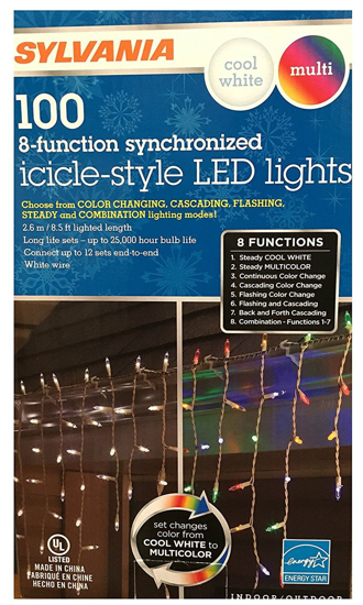 Picture of Style Led Lights 8-Function Synchronized Lights