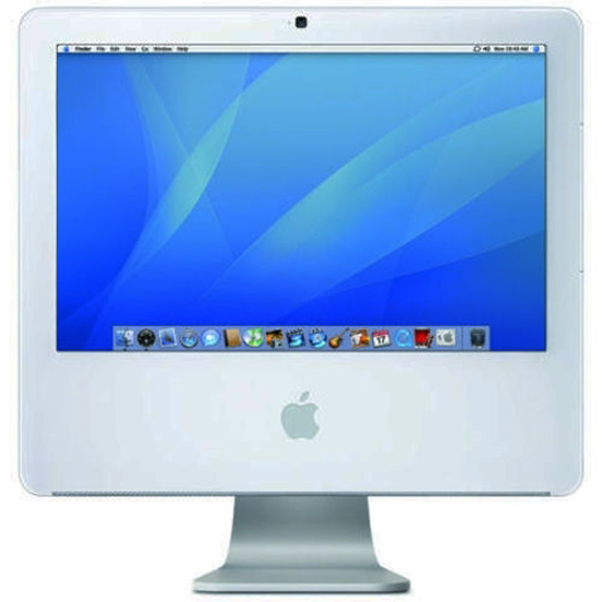 Picture of Apple iMac 17in 1.83GHz Intel Core 2 Duo 160GB 1GB RAM MA71OLL/A Late 2006 All in One Desktop
