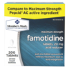 Picture of Member's Mark Maximum Strength Famotidine Tablets 20mg Acid Reducer (2 bottles (200 tablets))