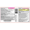 Picture of Member's Mark Rapid Release Extra Strength Acetaminophen PM 500mg / Pain Reliever Diphenhydramine HCl 25mg / Nighttime Sleep Aid (1 bottle (375 gelcaps))