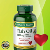 Picture of Nature's Bounty Fish Oil 1400 mg 130 Softgels