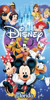 Picture of Disney Spectacular All Cast Ariel Mickey Snow White Belle Beach Towel 30 x 60