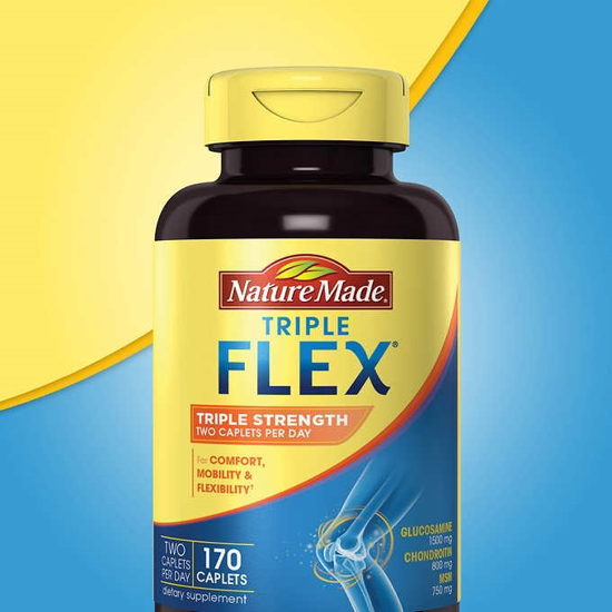 Picture of Nature Made TripleFlex Triple Strength, 170 Caplets