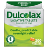Picture of Dulcolax Laxative Tablets - 200 ct.