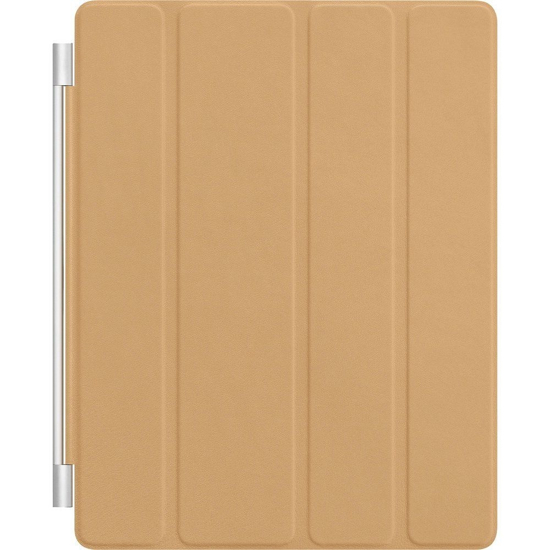 Picture of Apple iPad Smart Cover Leather (Tan) - MD302LL/A