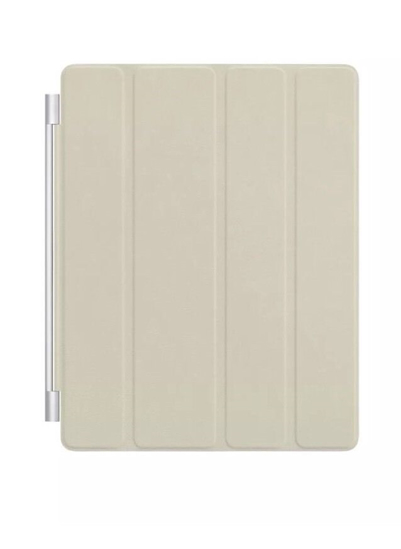 Picture of Apple iPad Smart Cover Leather (Cream) - MD305LL/A