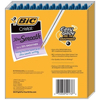Picture of BIC Cristal Stick Medium 1.0mm Ballpoint Pens, 60 ct. Blue