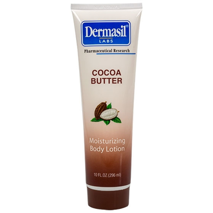 Picture of Dermasil Cocoa Butter Lotion, 10-oz. Tubes