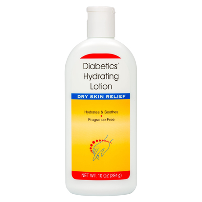 Picture of Diabetics' Hydrating Lotion 10 oz. Diabetes