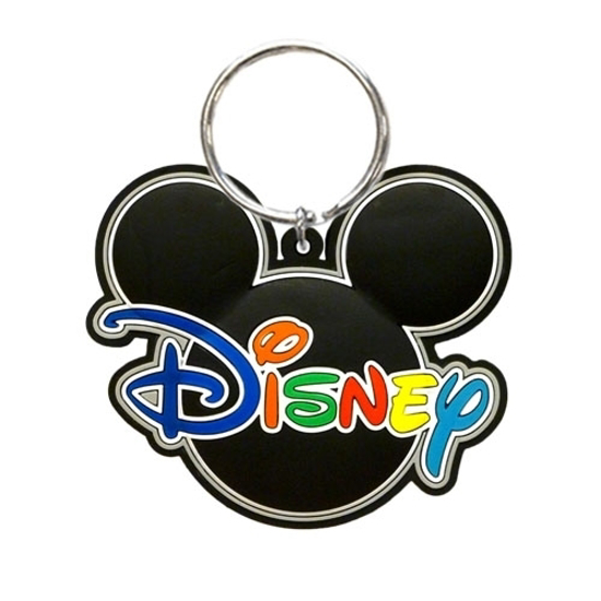 Picture of Mickey Mouse Icon Disney Namedrop Keychain