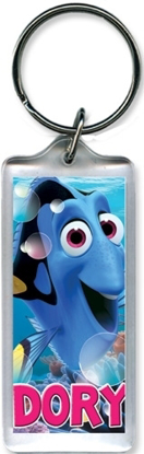 Picture of Disney Finding Dory Down Under water Lucite Keychain
