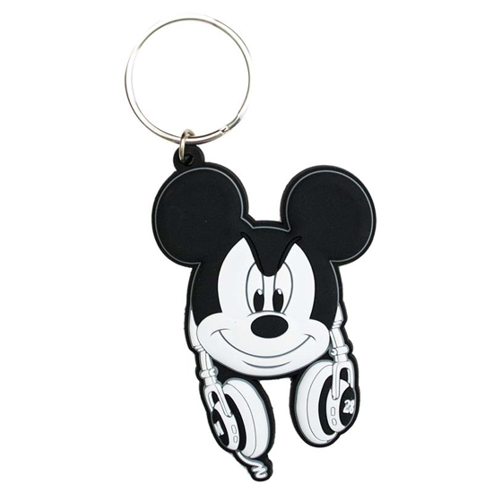 Picture of Disney mickey mouse Headphones Laser Cut Keychain