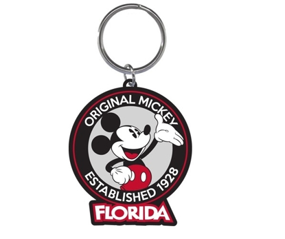 Picture of Disney Original Mickey Vintage Key Keychain