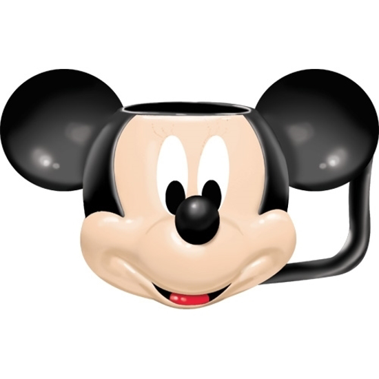 Picture of Disney Mickey Head Jumbo 16oz Sculpted Mug