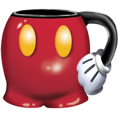Picture of Disney Mickey Shorts Jumbo 18oz Scuplted Mug