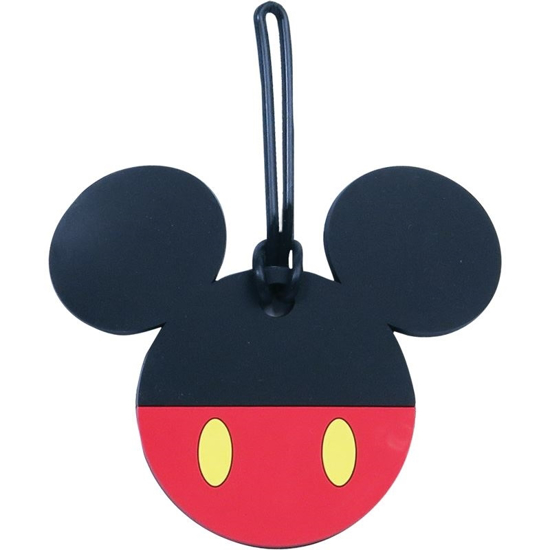 Picture of Disney Mickey Mouse Travel Pants Luggage Tag, Multi