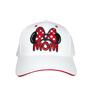 Picture of Disney Women's Minnie Mouse Mom Fan Baseball Hat