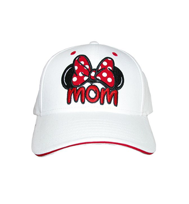 Picture of Disney Women's Minnie Mouse Mom Fan Baseball Hat