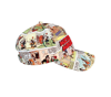 Picture of Disney Mickey Mouse Old Comic Prints Adult Baseball Cap