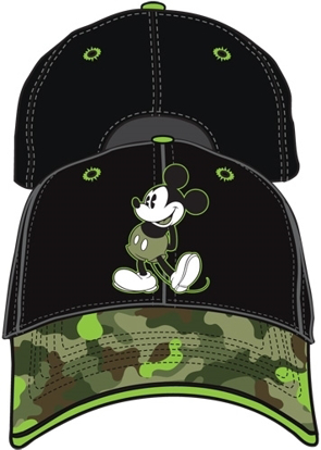 Picture of Disney Youth Hat camo Cap with Mickey Mouse