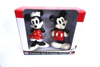 Picture of Disney Ceramic Salt and Pepper Shaker Shakers Classic Retro Mickey Minnie Mouse