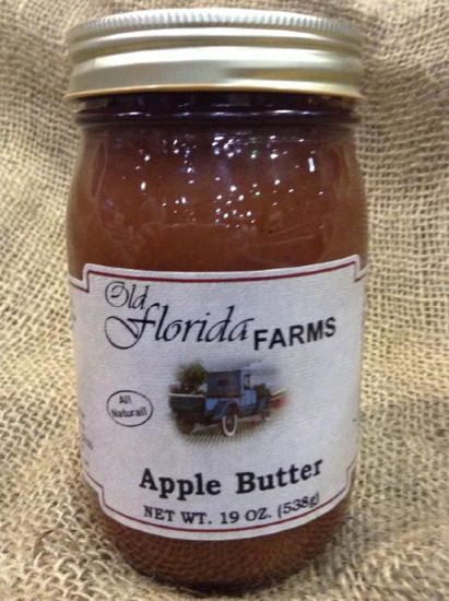 Picture of Old Florida Apple Butter