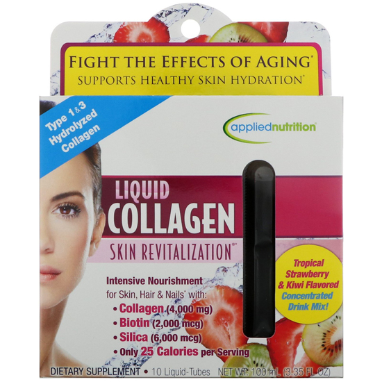 Picture of Applied Nutrition Liquid Collagen 20 Count